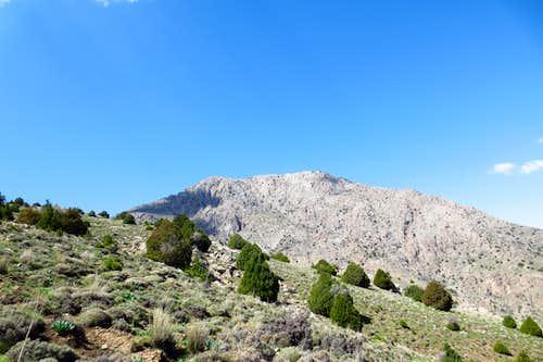 طبیعت و دورنمای قله بردو21-1-94