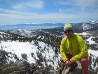 Slide Mountain Summit