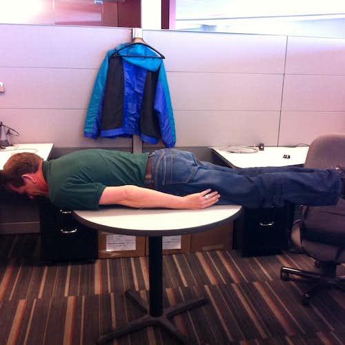 plank test