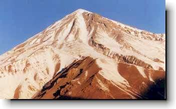Damavand Southeast face