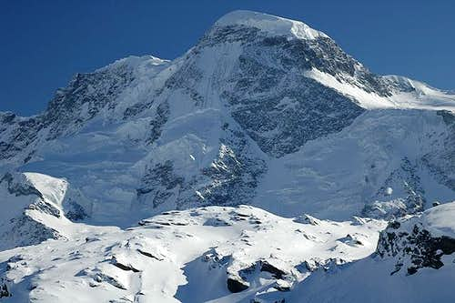 Breithorn North Face seen...