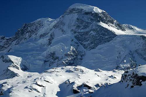 Breithorn North Face seen...