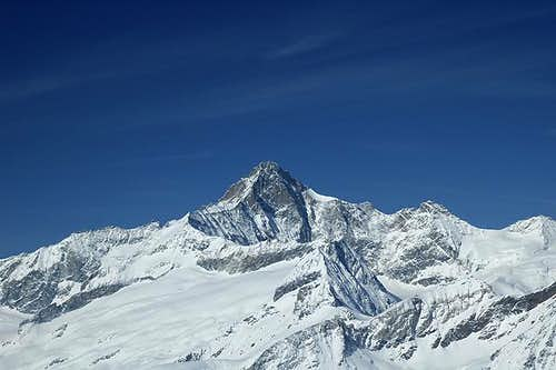Zinalrothorn seen from...