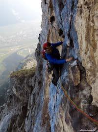 Destinazione Paradiso upper wall