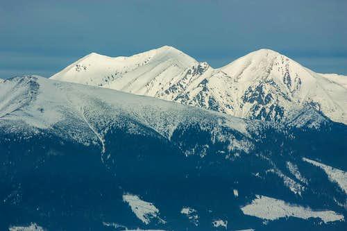 Otrhance and Mount Klin