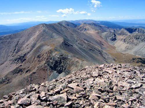 Vermejo & Purgatoire Peaks
