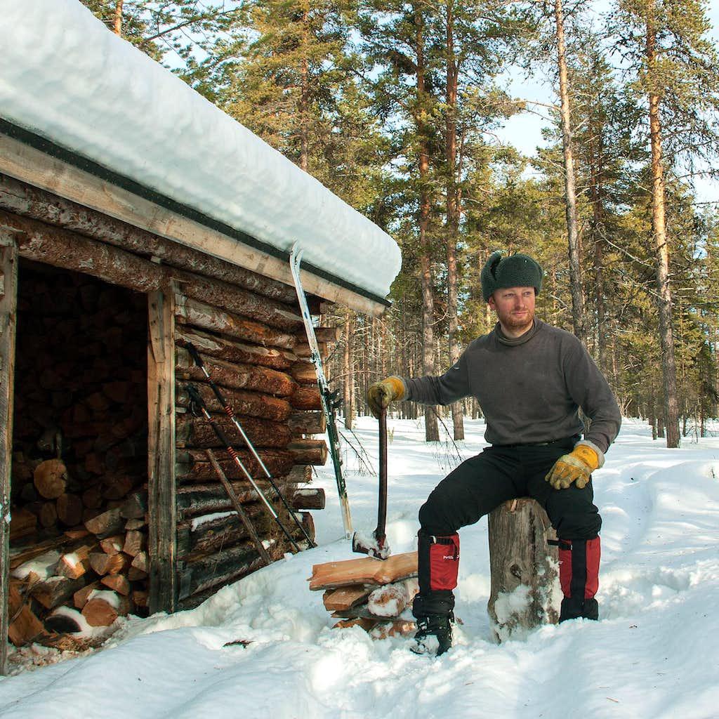 Into The Wild. Lapland 2015.