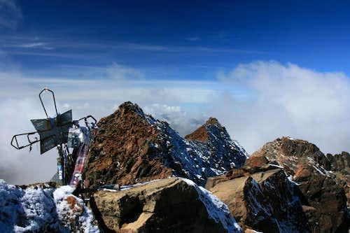 Illiniza Norte, 5.116m