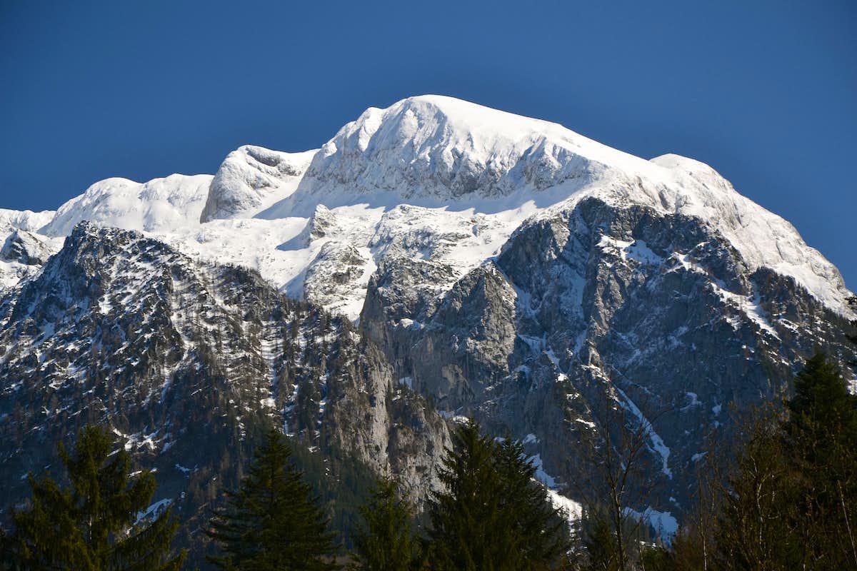 hohes brett climbing hiking mountaineering summitpost. Black Bedroom Furniture Sets. Home Design Ideas