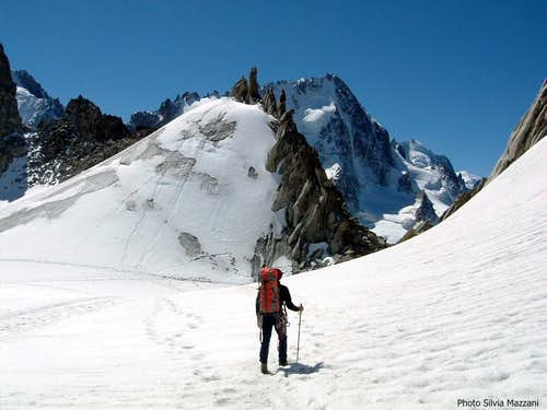 Approaching Col du Tour