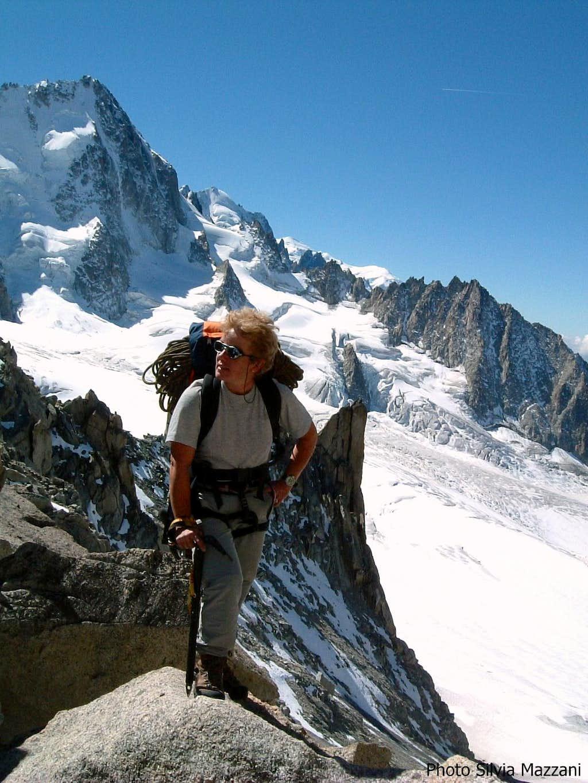 On Col du Tour 3282 m