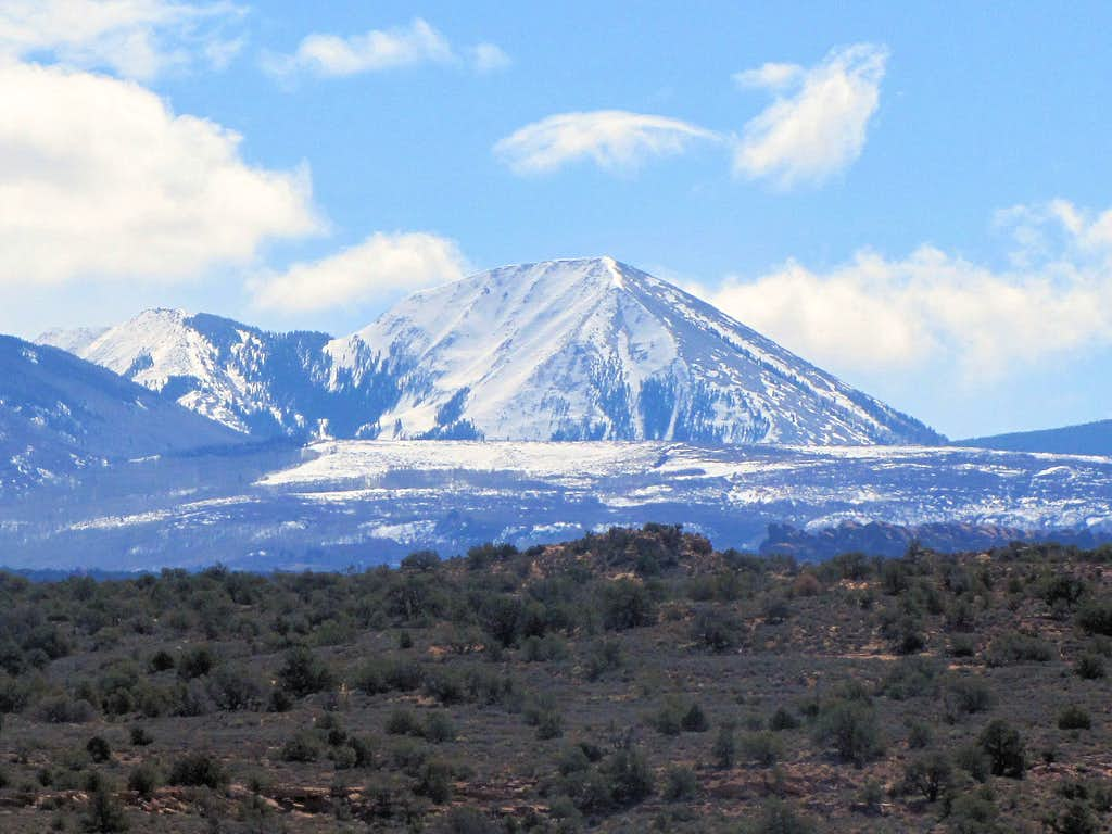 Haystck Mountain