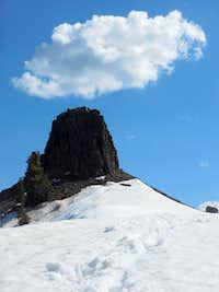 Emigrant Crag, Springtime