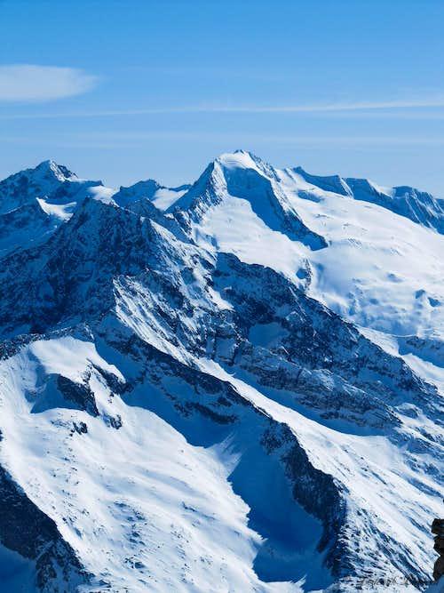 Grosser Moseler (NW-Face,11417 ft / 3480 m)