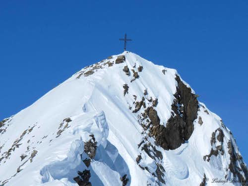 Gefrorene Wandspitze (3288m)