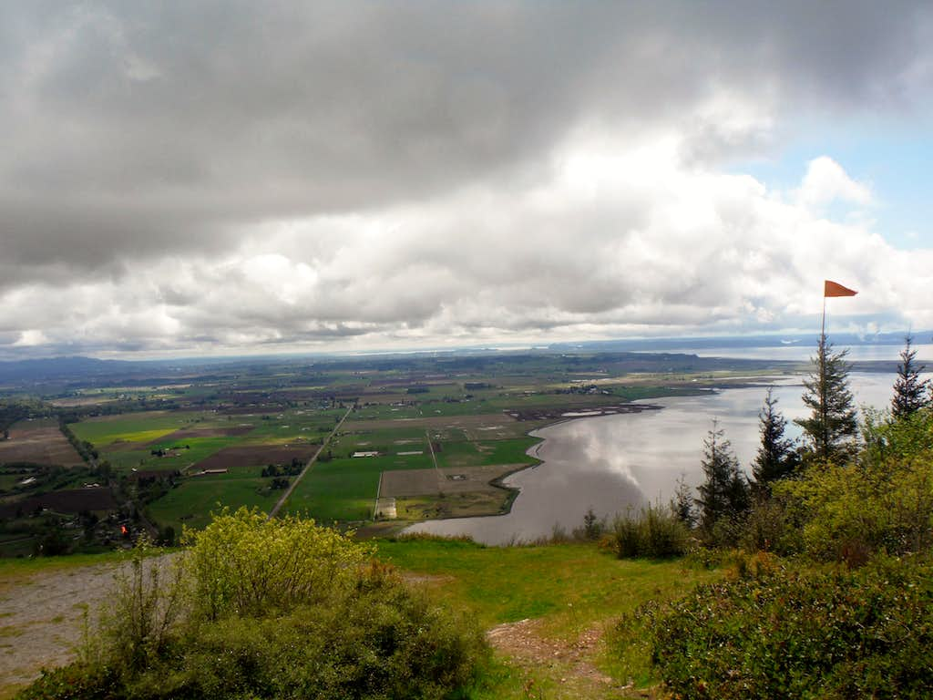 Samish Bay Overlook