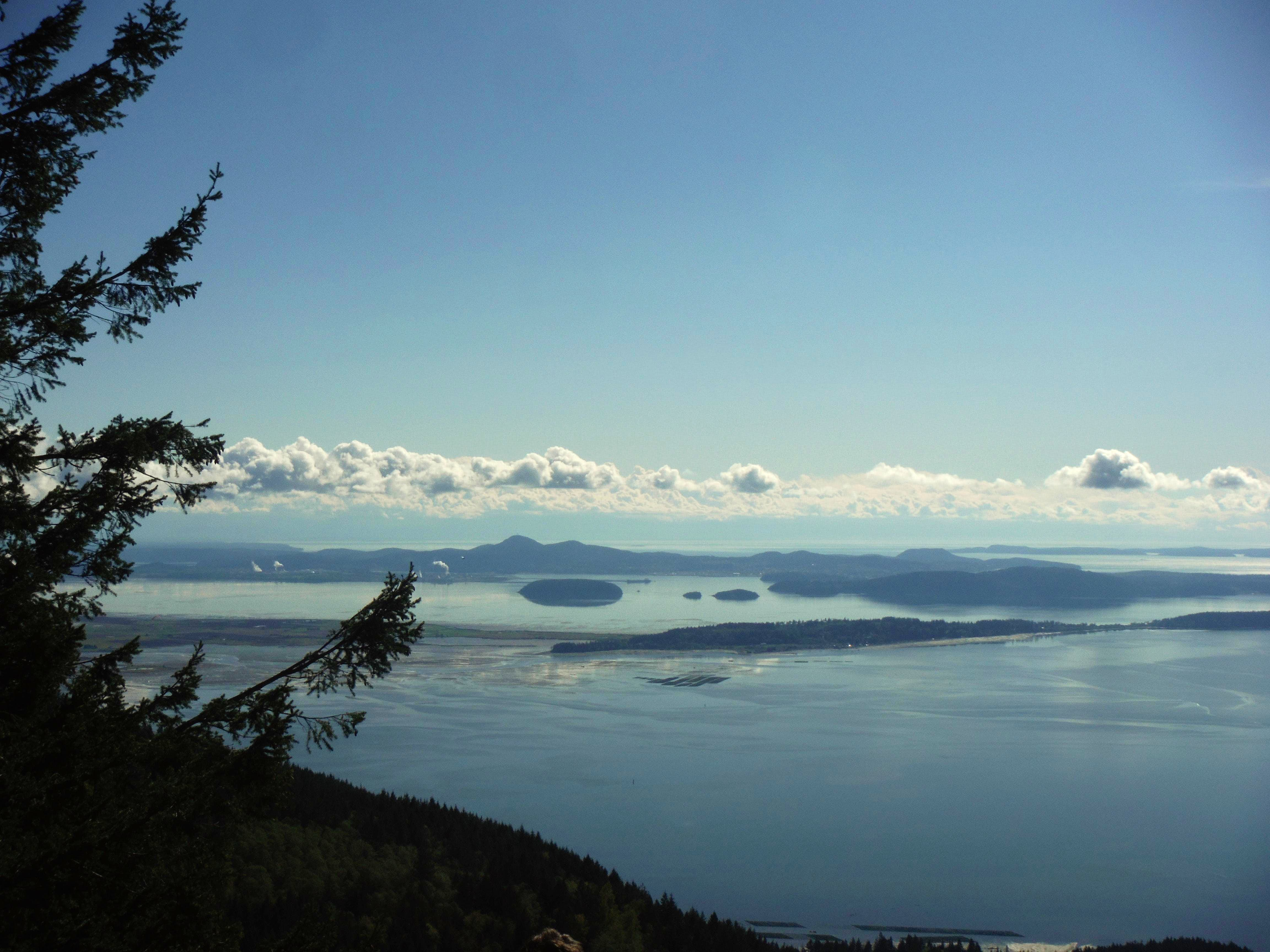 A Stunning Evening at the Oyster Dome