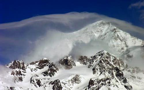 Il Grand Combin (4314 m.)...
