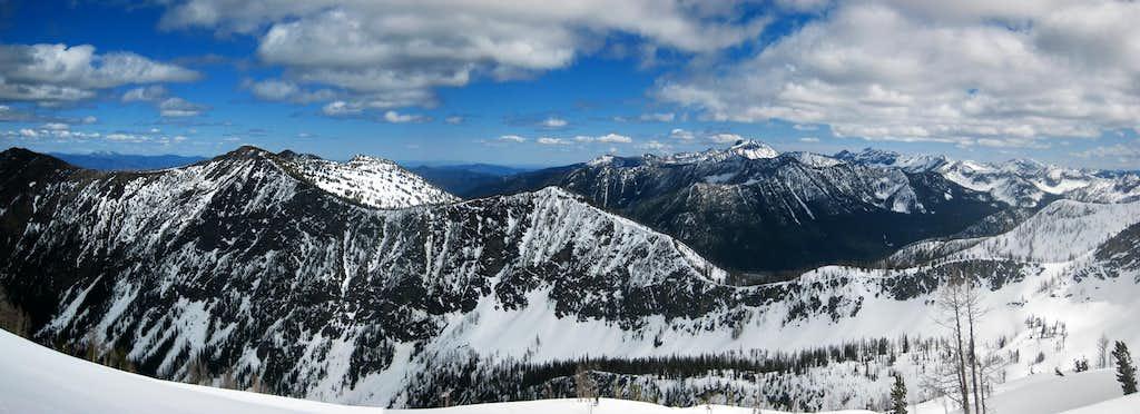 Views from Reynolds Peak