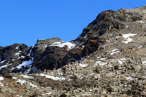 Near Colle della Croce Mont Grimon & Cima Piana 2007