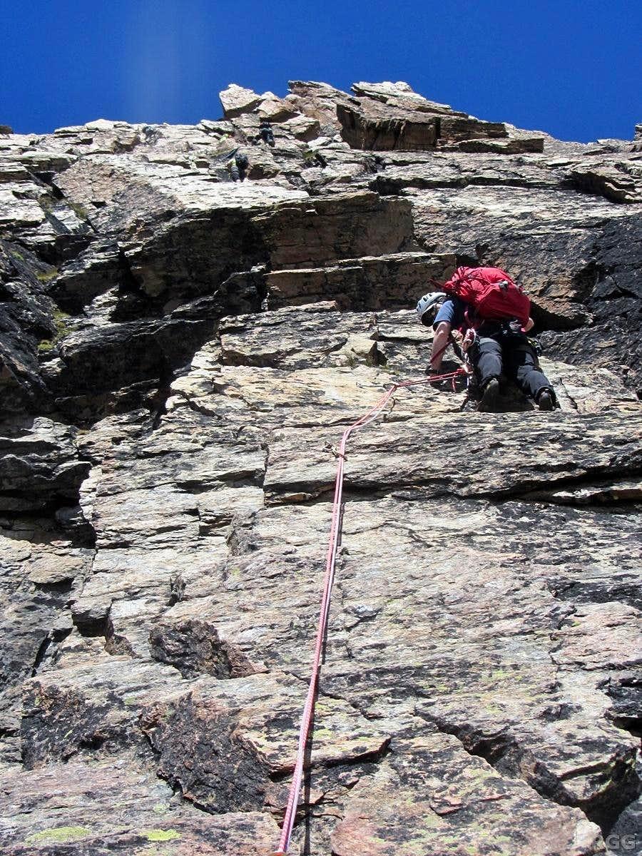 Jan leading on Alpendürst