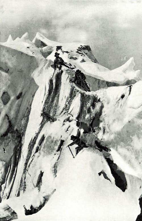 Grindelwald Eismeer