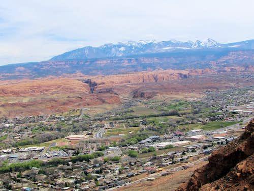 Moab & La Sal Mountains