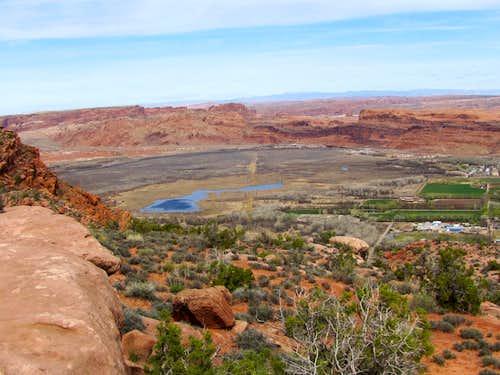 Northern Moab & Colorado River Wetlands