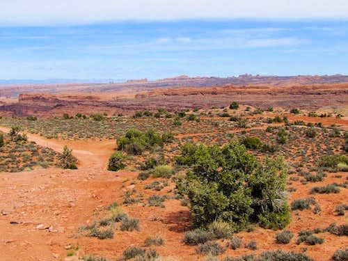 Plateau on top