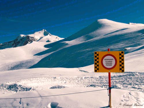 Gefrorene Wandspitzen (3288m,NW-Face)