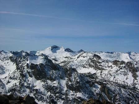 Snowyside Peak from the...