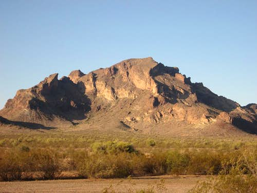 Saddle Mountain (Tonopah AZ)
