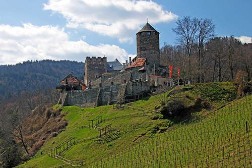 Deutschalndsberg castle