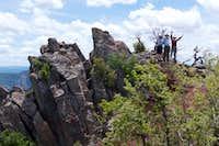 Mount Wilson summit