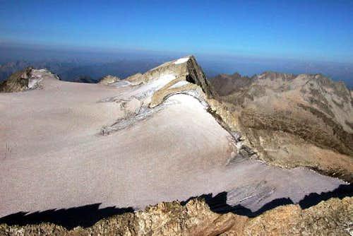 Monte Adamello fromCorno...