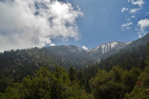 San Bernardino East Peak