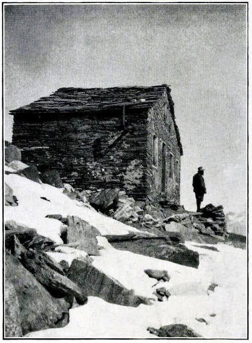 Matterhorn hut