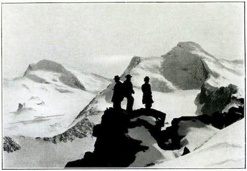 Strahlhorn - Allalinhorn