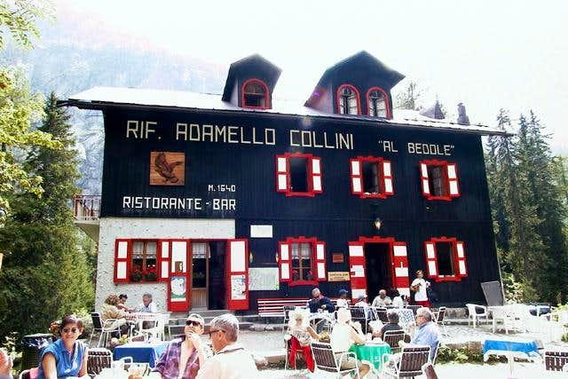 Rifugio Collini al Bedole in...