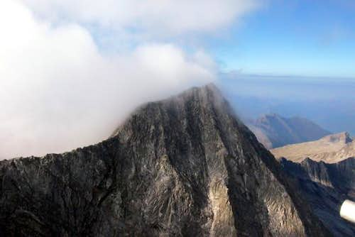 The North face of Monte...