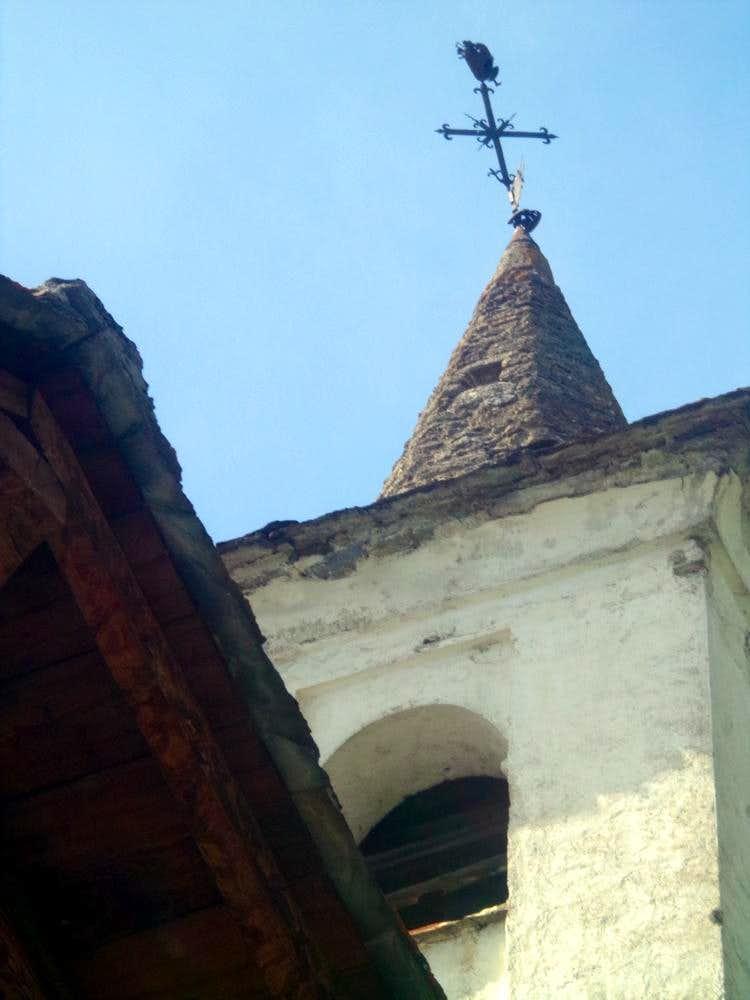 Week trip around Churches Verrogne Bell Tower 2015