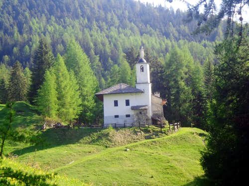 One-week trip around Hermitages San Grato 2015