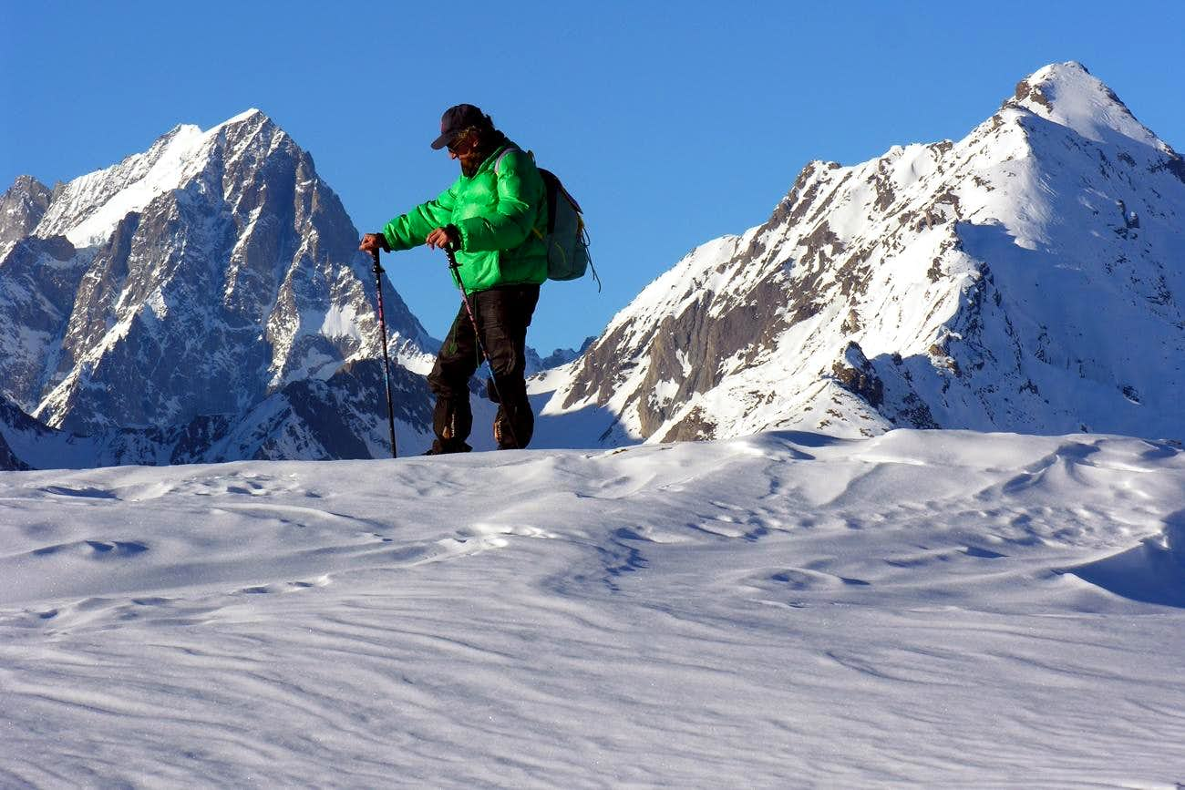 In every Valley a Church a Castle & a Mountain (Valdigne) 1