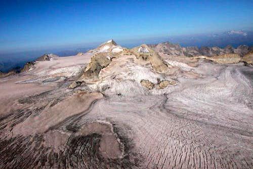Adamello glacier. 2003