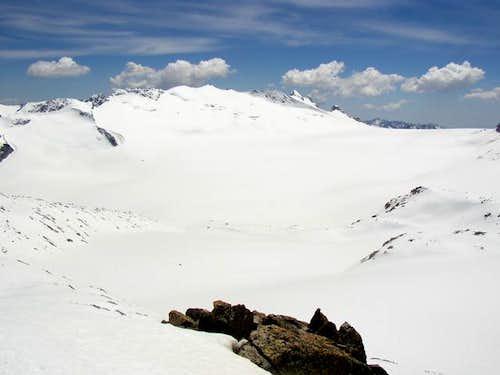 Pian di Neve in June 2004.