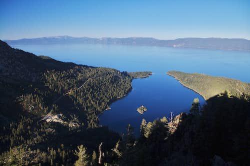 Maggies Peak view