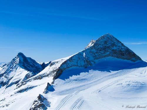 Schrammacher (3410m) & Olperer (3476m)