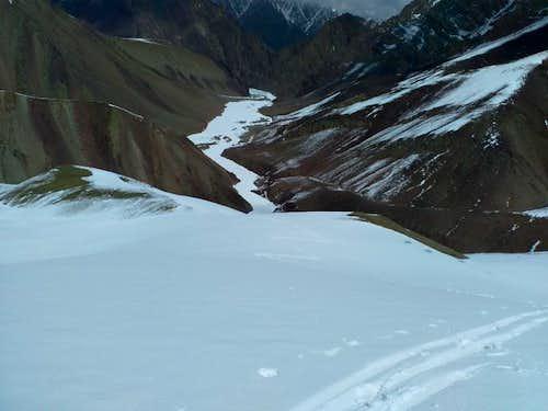 Ladakh - Ski Mountaineering