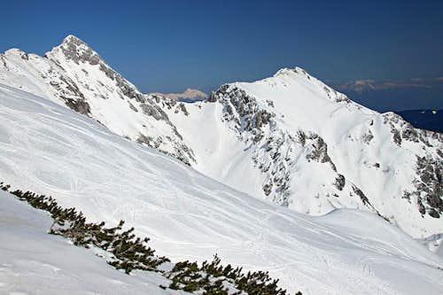 Veliki Draski vrh ski slopes