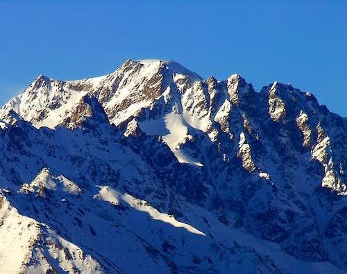 Tramonto sul Mont Velan (3734...